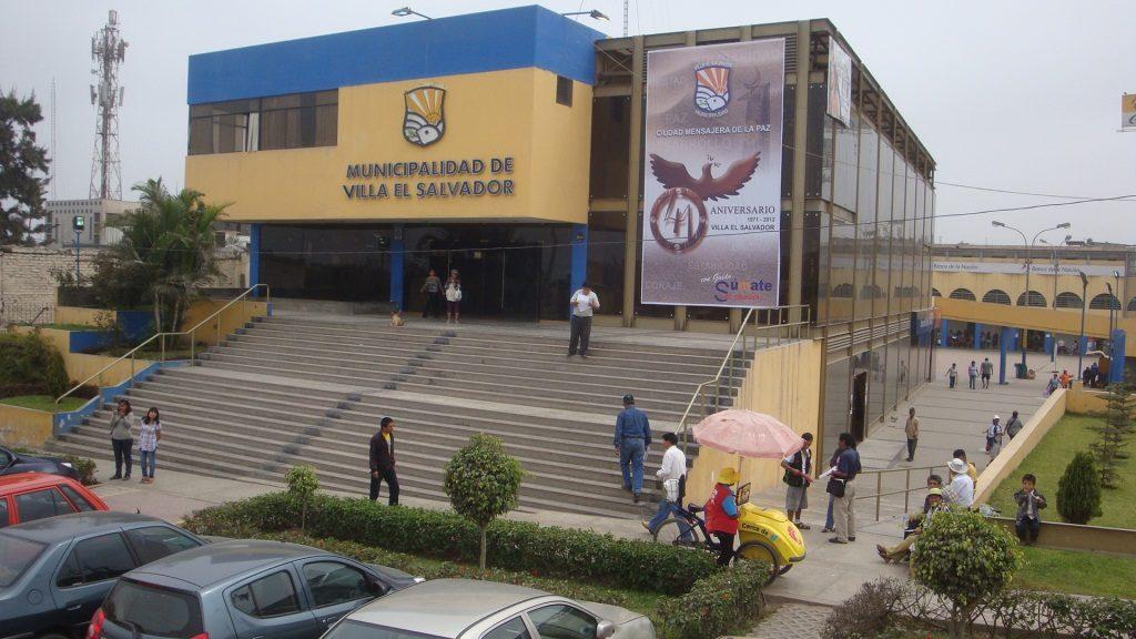 Villa el Salvador Municipalidad