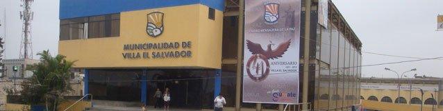 Municipalidad de Villa el Salvador, MUNIVES