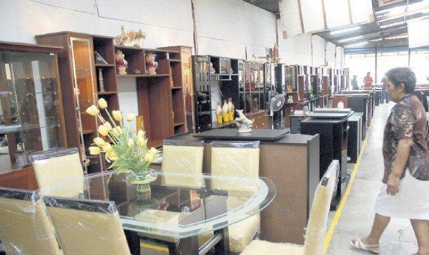 Parque Industrial de Villa el Salvador lugares empresas muebles