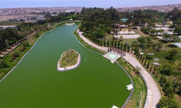 Parque Zonal Huáscar