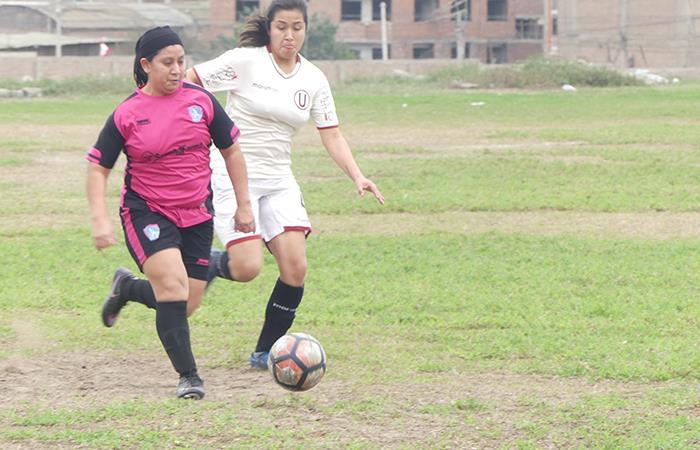 Futbol Femenino en Villa el Salvador