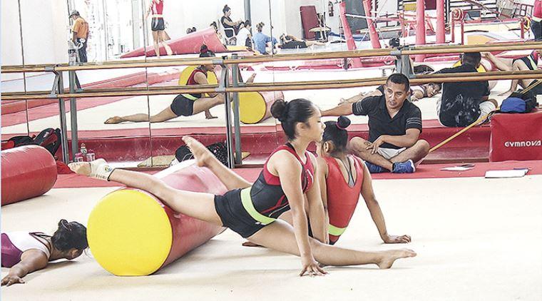 trampolin al exito, gimnasia en los juegos panamericanos lima 2019